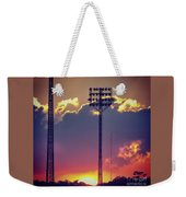 Switching Shifts Weekender Tote Bag