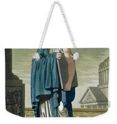 Sybil, Illustration From Lantique Rome Weekender Tote Bag