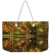 Sycamore Reflections Weekender Tote Bag