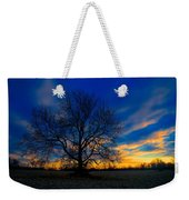 Sycamore Sunset Weekender Tote Bag