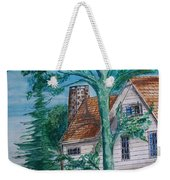 Sycamore Tree Lllustration Weekender Tote Bag