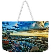Sydney Harbor Sunrise Weekender Tote Bag