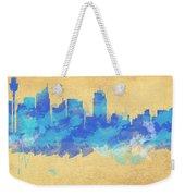 Sydney In Blue Weekender Tote Bag