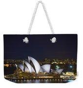 Sydney Opera House In Australia Weekender Tote Bag