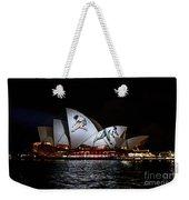 Sydney Opera House  Iv Weekender Tote Bag