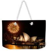 Sydney Opera Theatre Weekender Tote Bag