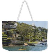Sydney Seaside Villas Three Weekender Tote Bag