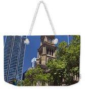 Sydney Town Hall Weekender Tote Bag