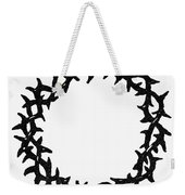 Symbol Crown Of Thorns Weekender Tote Bag