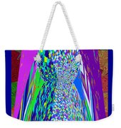 Symbolic Stone Male Linga Installation Graphic Digital Artist Navinjoshi Philosophy  Shivalinga Shiv Weekender Tote Bag