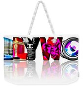 Symbollywood Weekender Tote Bag