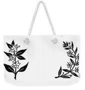 Symbols Weddings Weekender Tote Bag