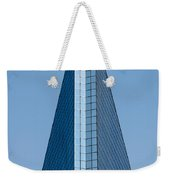 Symmetrical Skyscraper Weekender Tote Bag