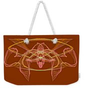 Symmetry Art 2 Weekender Tote Bag