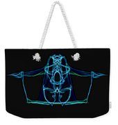 Symmetry Art 3 Weekender Tote Bag