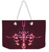 Symmetry Art 4 Weekender Tote Bag