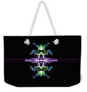 Symmetry Art 7 Weekender Tote Bag