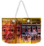 Symphony Of Color Weekender Tote Bag