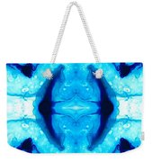 Synchronicity - Colorful Abstract Art By Sharon Cummings Weekender Tote Bag