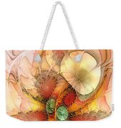 Syncopated Summer Passion Weekender Tote Bag