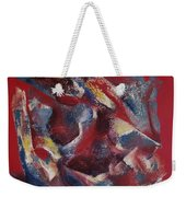 Syncopation Weekender Tote Bag