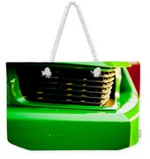 Synergy Grill Weekender Tote Bag