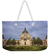 Szechenyi Baths Budapest Hungary Weekender Tote Bag