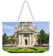 Szechenyi Baths In Budapest Weekender Tote Bag