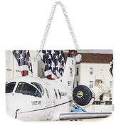 T-1a Jayhawk Weekender Tote Bag