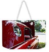 Vintage Car - Opera Window T-bird - Luther Fine Art Weekender Tote Bag