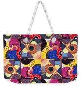 T J O D Tile Variations 14 Weekender Tote Bag