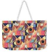 T J O D Tile Variations 19 Weekender Tote Bag