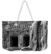Ta Prohm Roots And Stone 02 Weekender Tote Bag
