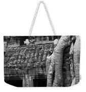 Ta Prohm Roots And Stone 05 Weekender Tote Bag