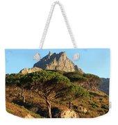 Table Mountain View Weekender Tote Bag