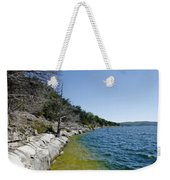 Table Rock Lake Shoreline Weekender Tote Bag