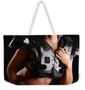 Tackle Or Flag Football Weekender Tote Bag