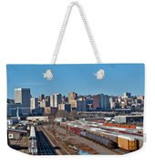 Tacoma City Wide View Weekender Tote Bag