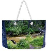Tacoma Creek 1 Weekender Tote Bag