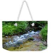 Tacoma Creek 2 Weekender Tote Bag