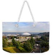 Tacoma Dome And Auto Museum Weekender Tote Bag