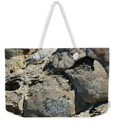 Tag At Your Own Risk Weekender Tote Bag
