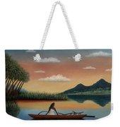 Tahitian Morning Weekender Tote Bag