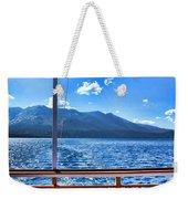 Tahoe Queen Lake Tahoe By Diana Sainz Weekender Tote Bag