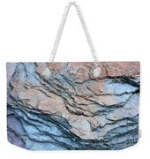 Tahoe Rock Formation Weekender Tote Bag