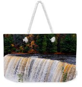 Tahquamenon Falls I Weekender Tote Bag