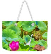 Tail-end Of The Wet Season Weekender Tote Bag