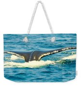 Tail From The Deep Weekender Tote Bag