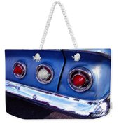 Tail Lights And Fenders Weekender Tote Bag