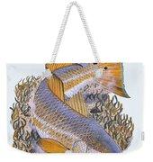 Tailing Redfish Weekender Tote Bag